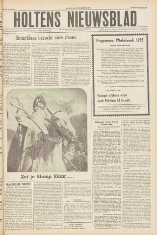 Holtens Nieuwsblad 1955-12-03