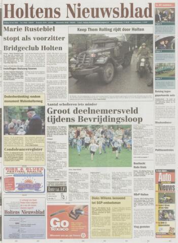 Holtens Nieuwsblad 2002-05-10