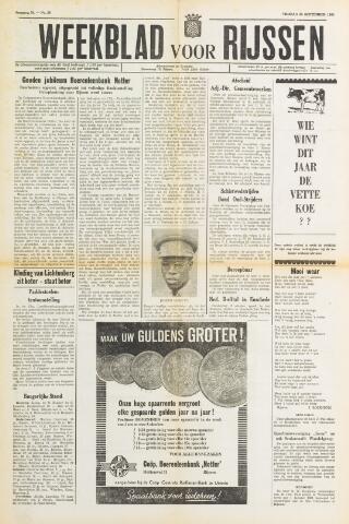 Weekblad voor Rijssen 1960-09-30