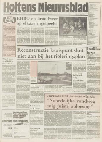 Holtens Nieuwsblad 1986-10-23