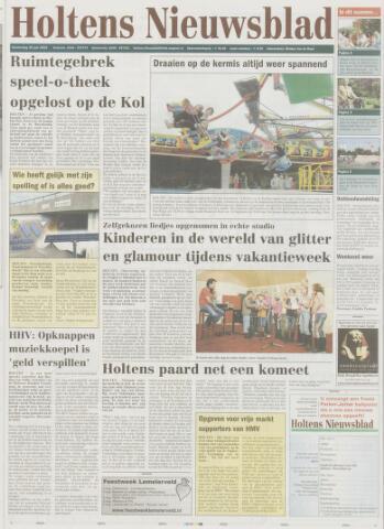 Holtens Nieuwsblad 2005-07-28