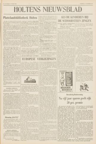 Holtens Nieuwsblad 1959-11-14