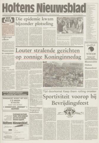 Holtens Nieuwsblad 1990-05-03