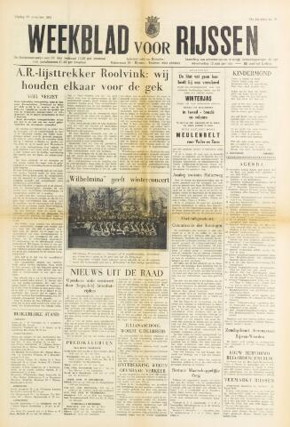 Weekblad voor Rijssen 1963-11-29