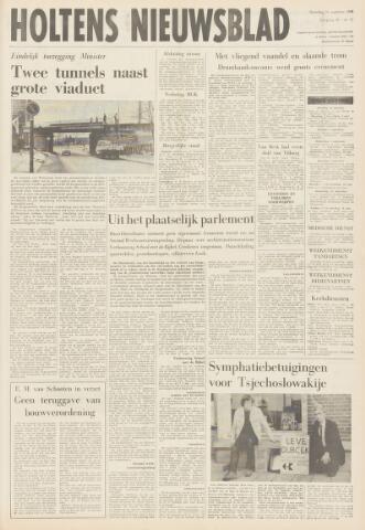 Holtens Nieuwsblad 1968-08-31