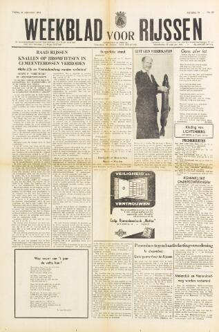 Weekblad voor Rijssen 1961-09-29