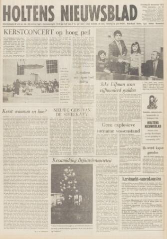 Holtens Nieuwsblad 1975-12-23