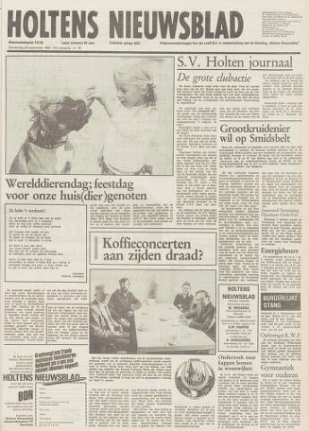Holtens Nieuwsblad 1983-09-29