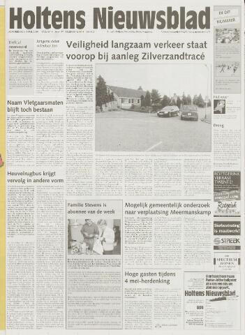 Holtens Nieuwsblad 2000-04-06