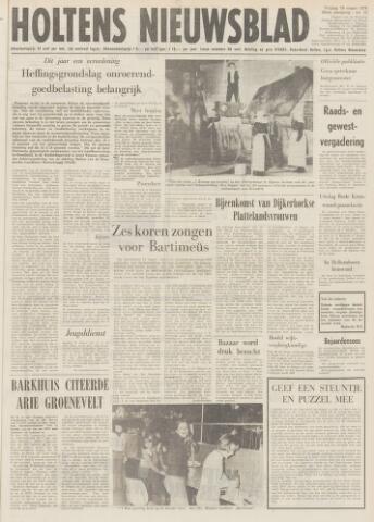 Holtens Nieuwsblad 1976-03-19