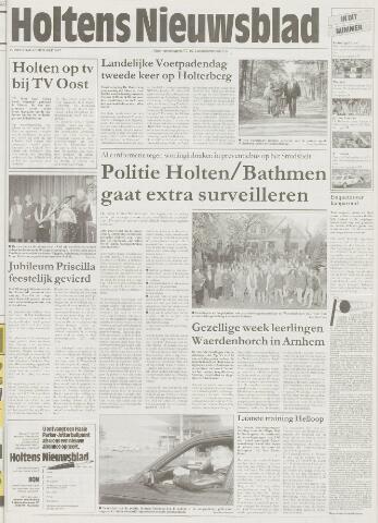 Holtens Nieuwsblad 1997-10-16