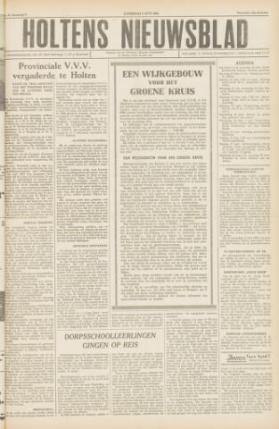 Holtens Nieuwsblad 1956-06-09