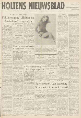 Holtens Nieuwsblad 1968-03-30
