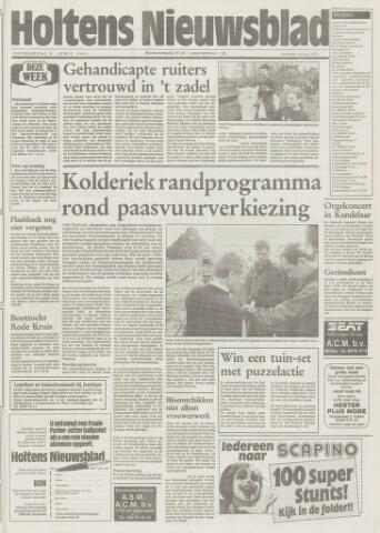 Holtens Nieuwsblad 1993-04-08