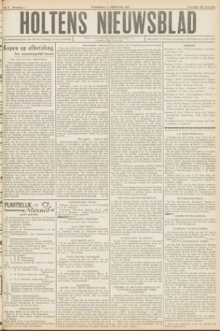 Holtens Nieuwsblad 1950-02-11