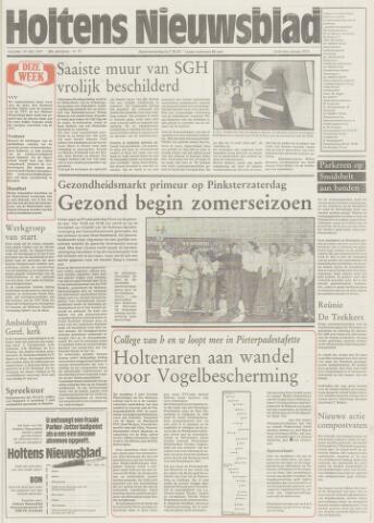 Holtens Nieuwsblad 1987-05-28