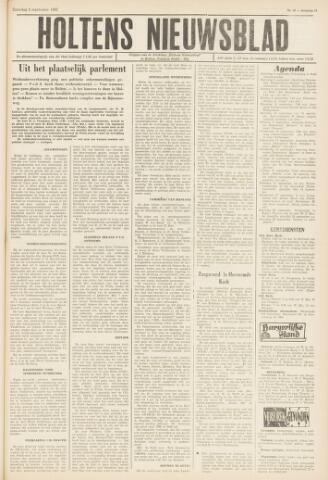 Holtens Nieuwsblad 1962-09-08
