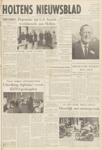 Holtens Nieuwsblad 1969-06-27