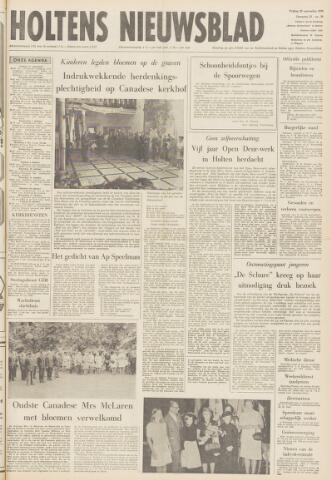 Holtens Nieuwsblad 1970-09-25