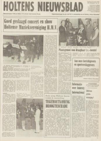 Holtens Nieuwsblad 1977-03-25