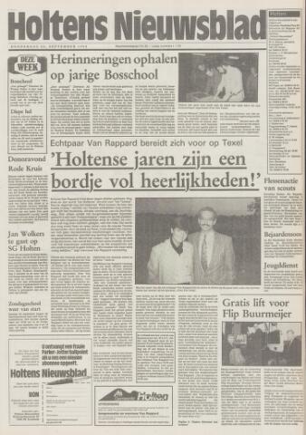 Holtens Nieuwsblad 1993-09-23