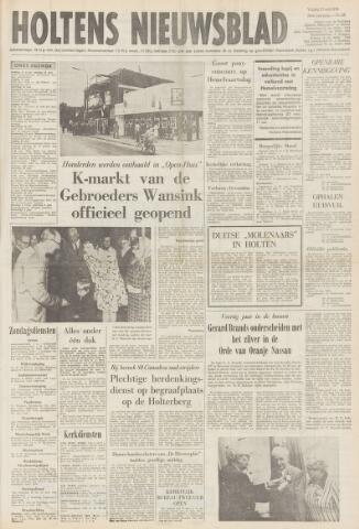 Holtens Nieuwsblad 1974-05-17