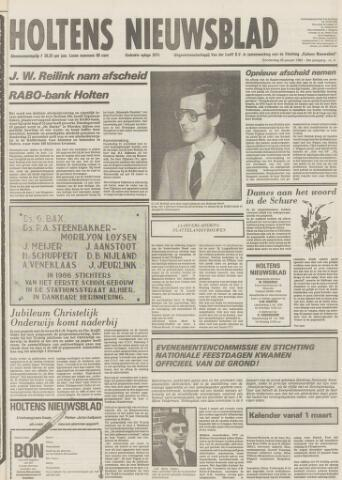 Holtens Nieuwsblad 1982-01-28