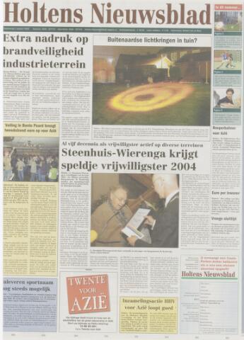 Holtens Nieuwsblad 2005-01-06