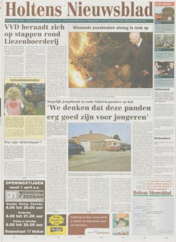 Holtens Nieuwsblad 2005-03-31