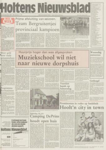 Holtens Nieuwsblad 1987-07-23