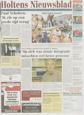 Holtens Nieuwsblad 2004-02-26