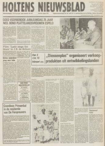 Holtens Nieuwsblad 1981-01-29