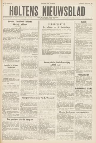 Holtens Nieuwsblad 1960-03-19