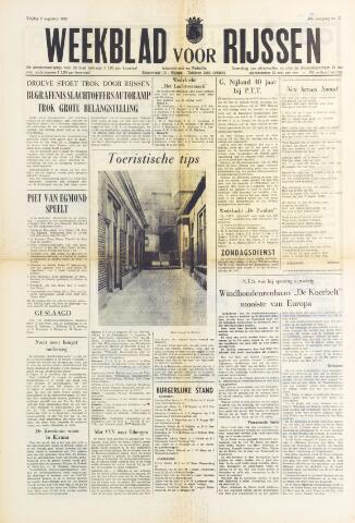 Weekblad voor Rijssen 1965-08-06