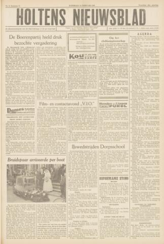 Holtens Nieuwsblad 1959-02-14