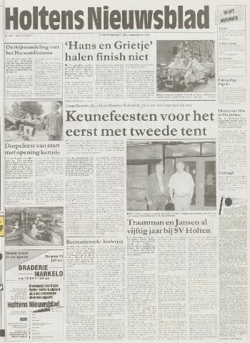 Holtens Nieuwsblad 1997-07-24