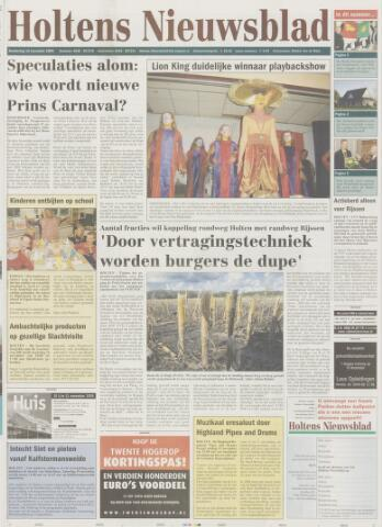 Holtens Nieuwsblad 2005-11-10