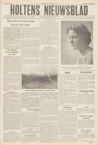 Holtens Nieuwsblad 1959-08-01