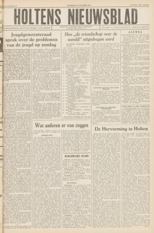 Holtens Nieuwsblad 1957-10-26