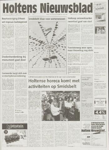 Holtens Nieuwsblad 2001-05-03