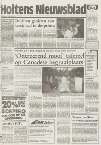 Holtens Nieuwsblad 1994-12-29