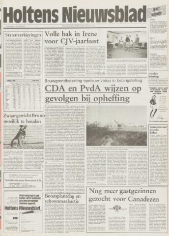 Holtens Nieuwsblad 1995-03-16