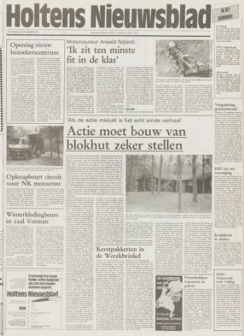 Holtens Nieuwsblad 1995-09-21