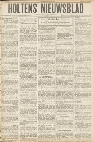 Holtens Nieuwsblad 1952-03-29