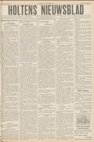 Holtens Nieuwsblad 1952-11-22