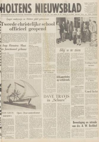 Holtens Nieuwsblad 1975-11-07