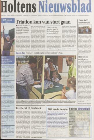 Holtens Nieuwsblad 2008-06-24