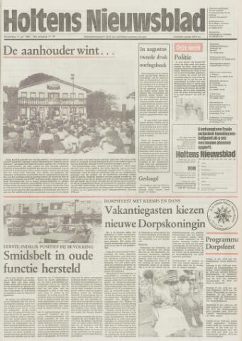Holtens Nieuwsblad 1984-07-12