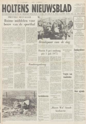 Holtens Nieuwsblad 1975-06-13