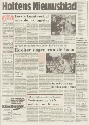 Holtens Nieuwsblad 1987-01-29